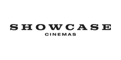 Showcase Cinemas coupon