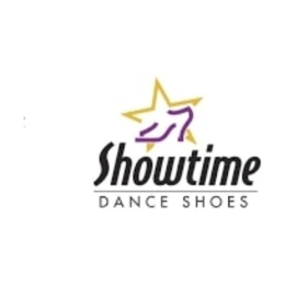 Showtime Dance Shoe