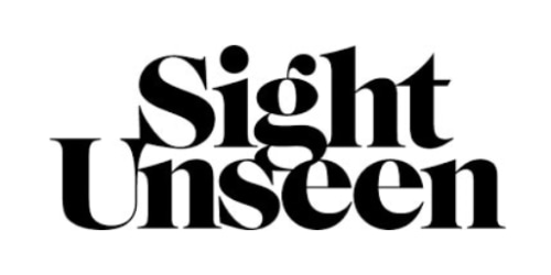 Sight Unseen coupon