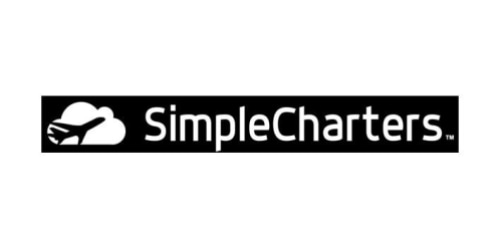 SimpleCharters coupon