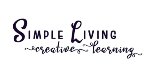 Simple Living Creative Learning coupon