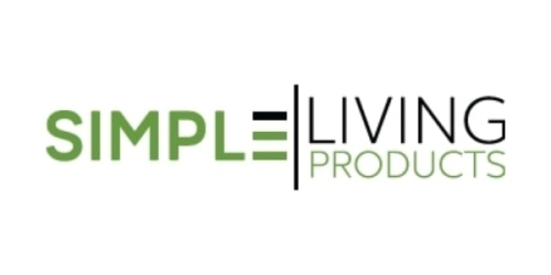 Simple Living Products coupon