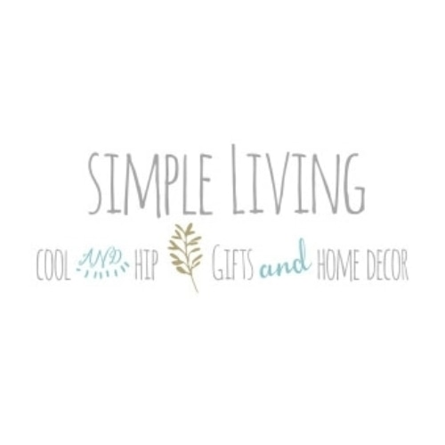 Simple Living Style