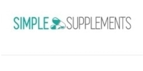 Simple Supplements coupon