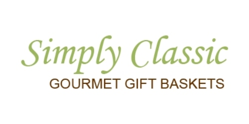Simply Classic Gift Baskets coupon