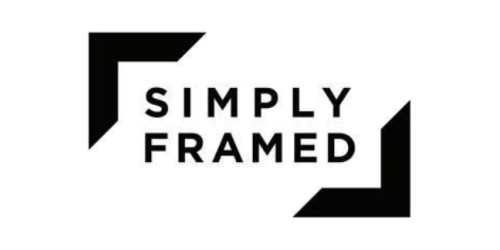 Simply Framed coupon