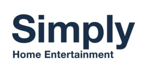 Simply Home Entertainment coupon