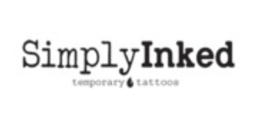 Simply Inked coupon
