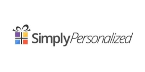 Simply Personalized coupon