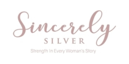 Sincerely Silver coupon