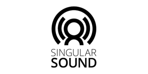 Singular Sound coupon