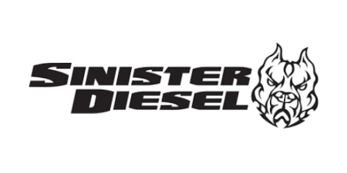 Sinister Diesel coupon