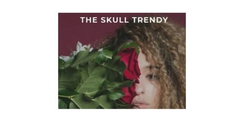 Skull Trendy coupon