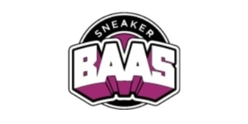 SneakerBaas coupon