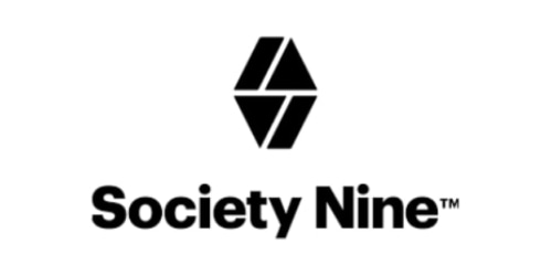 Society Nine coupon