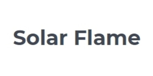 Solar Flame Torch coupon