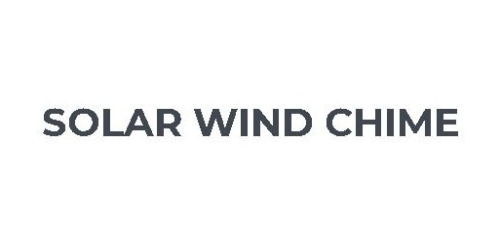 Solar Wind Chime coupon