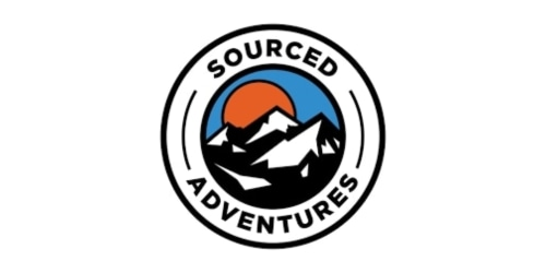 Sourced Adventures coupon