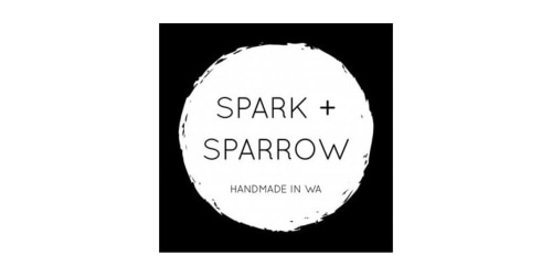 Spark + Sparrow coupon
