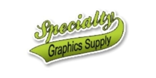 Specialty Graphics coupon