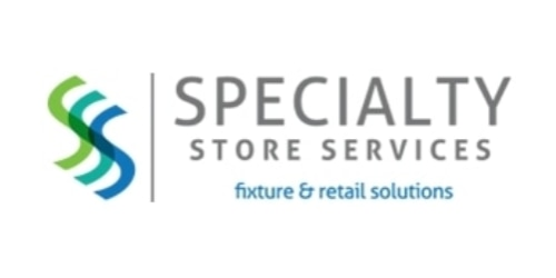 Specialty Store Services coupon