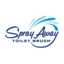 Spray Away Toilet Brush