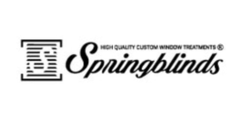 Spring Blinds coupon