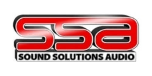 Sound Solutions Audio coupon
