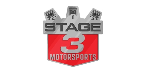 Stage 3 Motorsports coupon