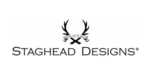 Staghead Designs coupons
