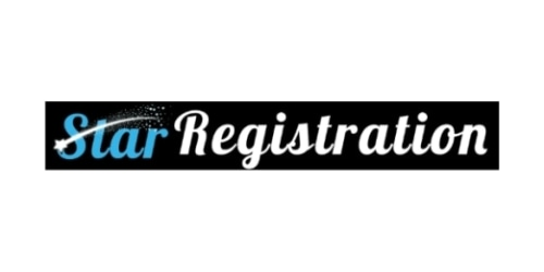 Star Registration coupon