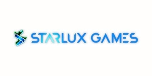 Starlux Games coupon