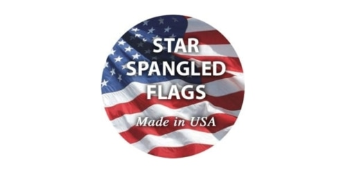 Star Spangled Flags coupon