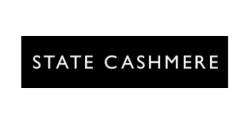 State Cashmere coupon
