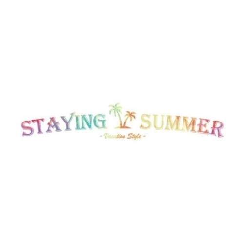 Staying Summer