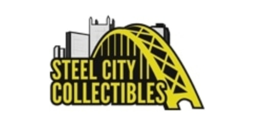 Steel City Collectibles coupon