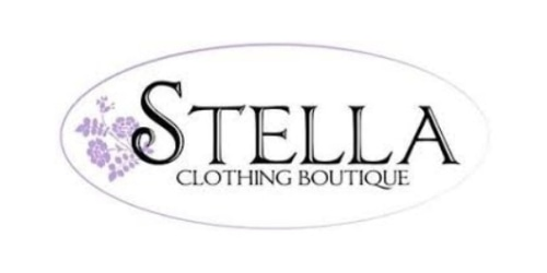 Stella Clothing Boutique coupon