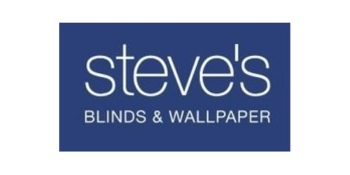 Steve's Blinds coupon