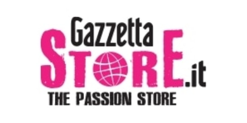 Gazzetta Store coupons