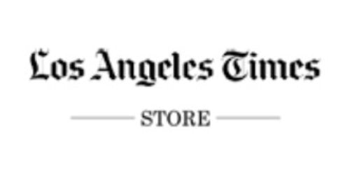 Los Angeles Times Store coupon