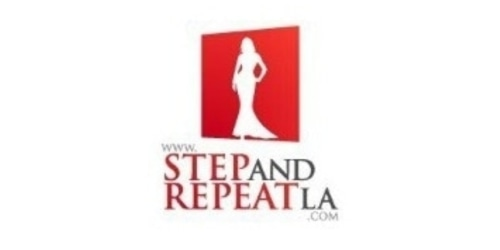 Step and Repeat LA  coupon