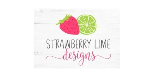 Strawberry Lime Designs coupon