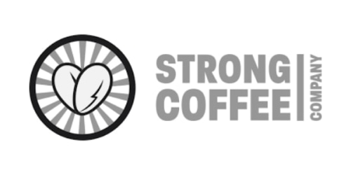 Strong Coffee Company coupon
