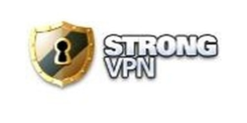 Strong VPN coupon
