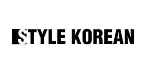 StyleKorean coupon