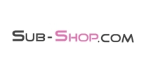 Sub-Shop.com coupon