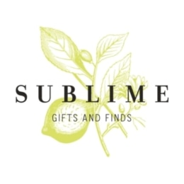 Sublime Gifts & Finds