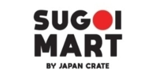 Sugoi Mart coupon