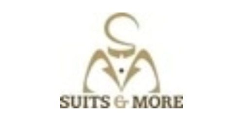 Suits & More coupon
