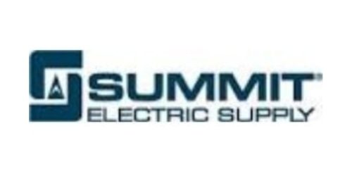 Summit Electric Supply coupon